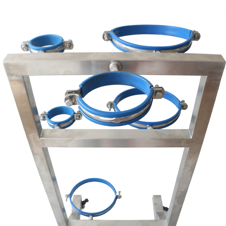 Stainless Steel Rack/stand for Closed Loop Extractors