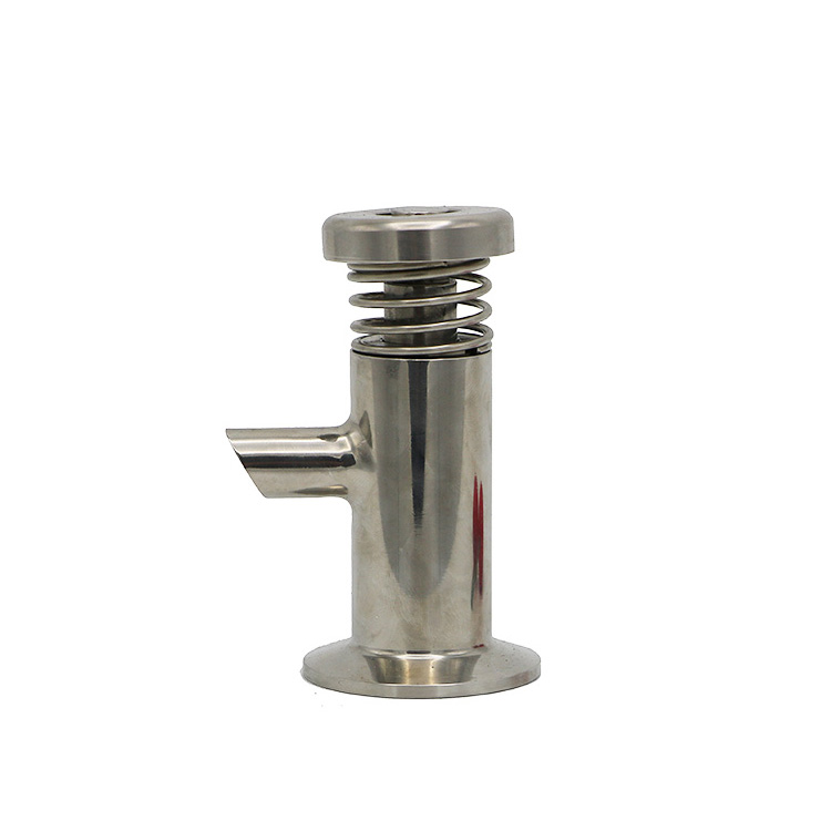 Sanitary Stainless Steel Sampling Valves for Yogurt
