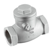 Stainless Steel Swing Check Valve Class150 BSP Screwed