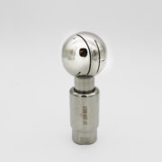 Sanitary Female Threaded Rotary Cleaning Spray Ball CIP Tank Washer