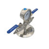Pre-Built Bilfow Top Cap Lid with Ball Valves