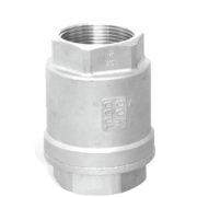 Stainless Steel Industrial SCH Spring Check Valve