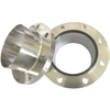 Hygienic Aseptic Flange Union for Sterile Orbital Welding