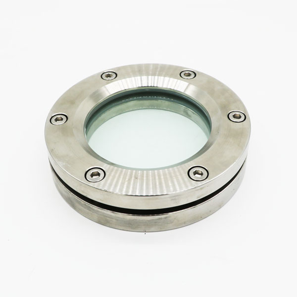 Sanitary FLanged Sight Glass