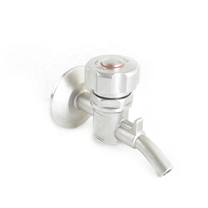 Sanitary Stainless Steel Beer Brewing Sample Valve