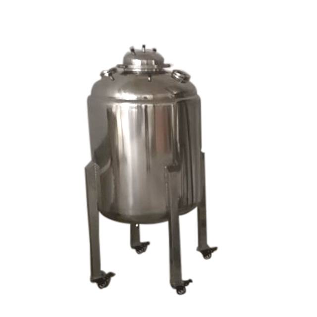 Customized Extraction System Collection Vessels with Spin Column