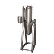 spin column on rack for commercial extractor business