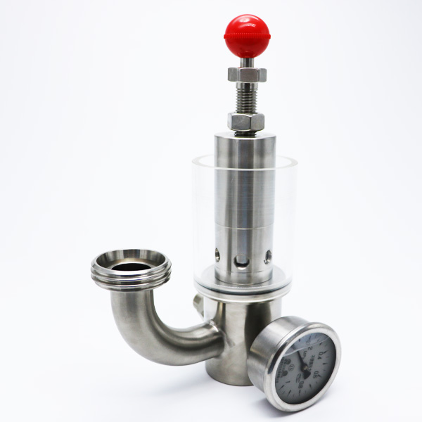 Safety-Exhause-valve
