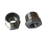 Pipe Fitting Stainless Steel Hexagon Bushing Nipple 150 LBS BSP female