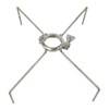 Tri-Clamp Extractor Parts Quadpod Tripods for Open Blast Extractor and Closed Column Extractors