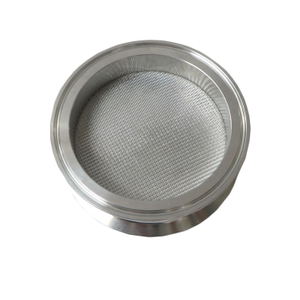 5 Micron Sintered Filter Stainless Steel BHO filter