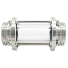 Threaded Inline Sight Glass