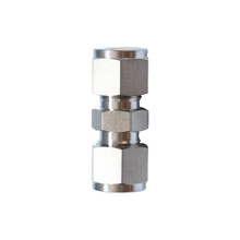 Leak-Free Connections with Stainless Steel Tube Fittings