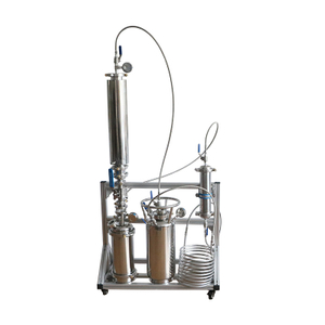 1lb BHO Extractor with Rack